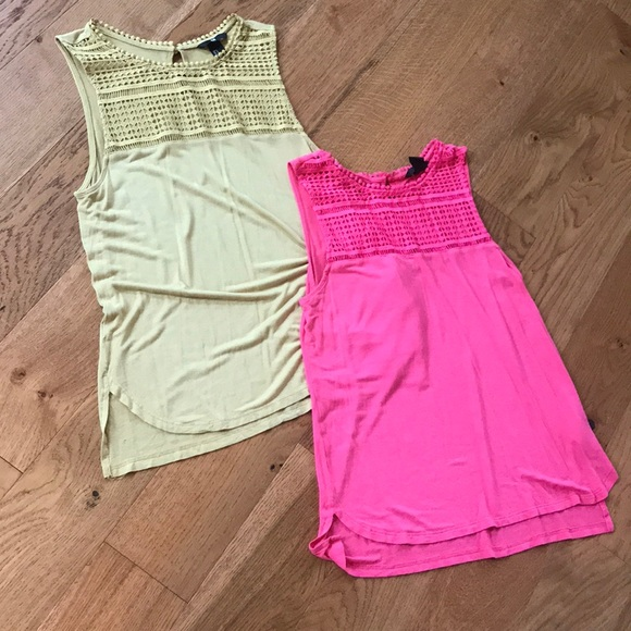 H&M Tops - Set of 2 H&M Tank Tops